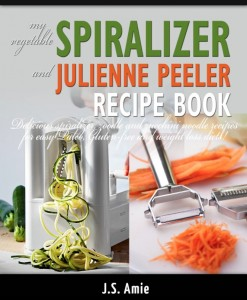 julienne noodle cookbook