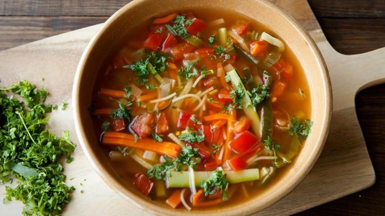 julienne soup